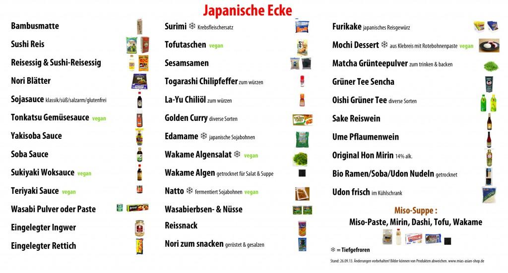 Japanische Ecke